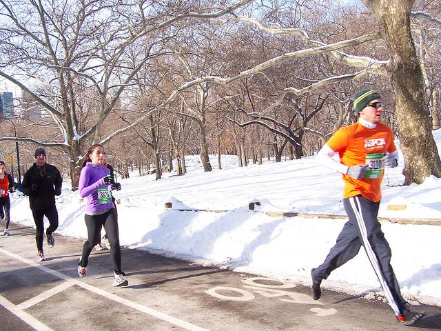 zdrowie to zdrowe ubieranie do sportu zimą, nie przegrzanie