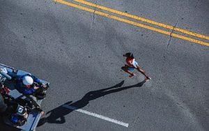 czy bieganie po asfalcie jest ok