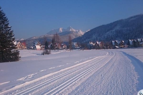 trasy biegowe w marcu w górach